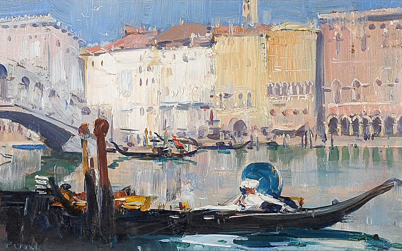 Streeton Venice
