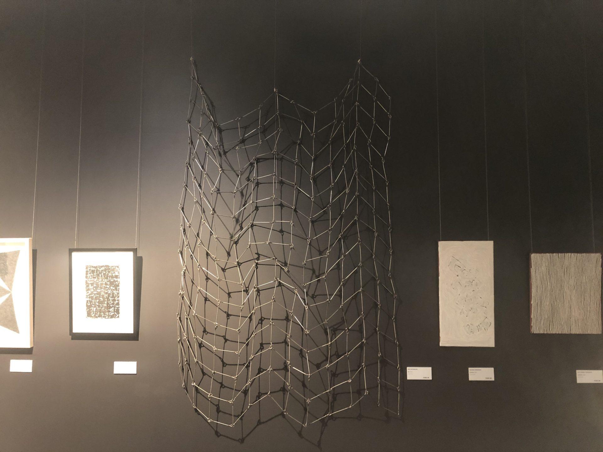 'Net' by Rick Reynolds 2012