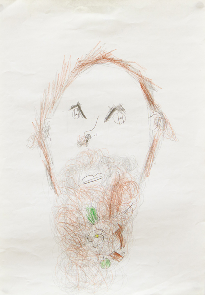 01.	Indi Bickerton, 'Mr Hill aka Mr Twit', Yr 1, Lawrence Public School