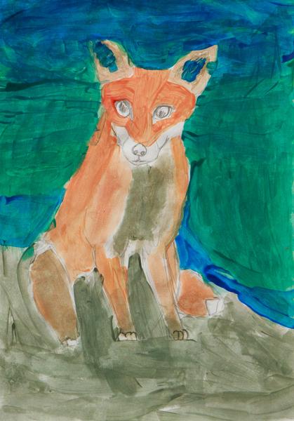 29. Makayla Connell, 'Foxy Loxy', Yr 3, Dorrigo Public School