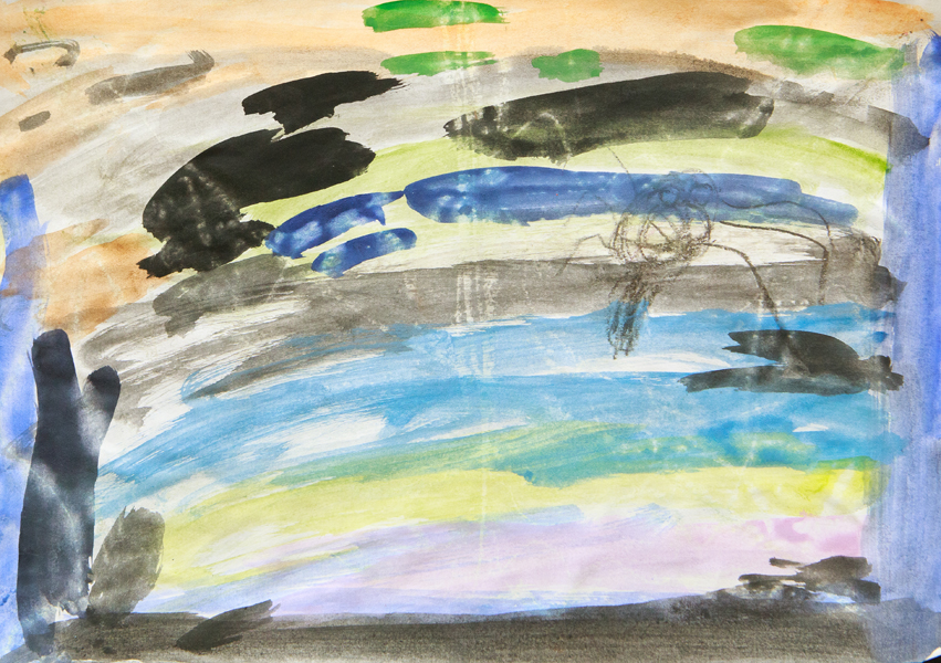04. Cameron Edmonds, 'Incy Wincy Spider in a Spider Web', Kindergarten, Newling Public School, Armidale