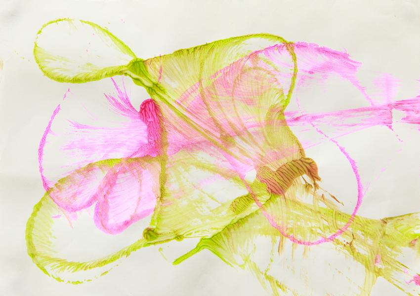 06. Azelle Evans, 'Wind Storm', Kindergarten, Drummond Memorial School, Armidale