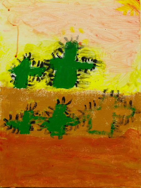 08. Albert Green, 'The Desert Dream', Yr 2, St Patrick's School, Walcha