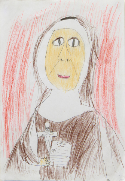 16. Isla Schneider-Smith, 'Mary Mackillop, Yr 2, St Joseph's Primary School, Port Macquarie