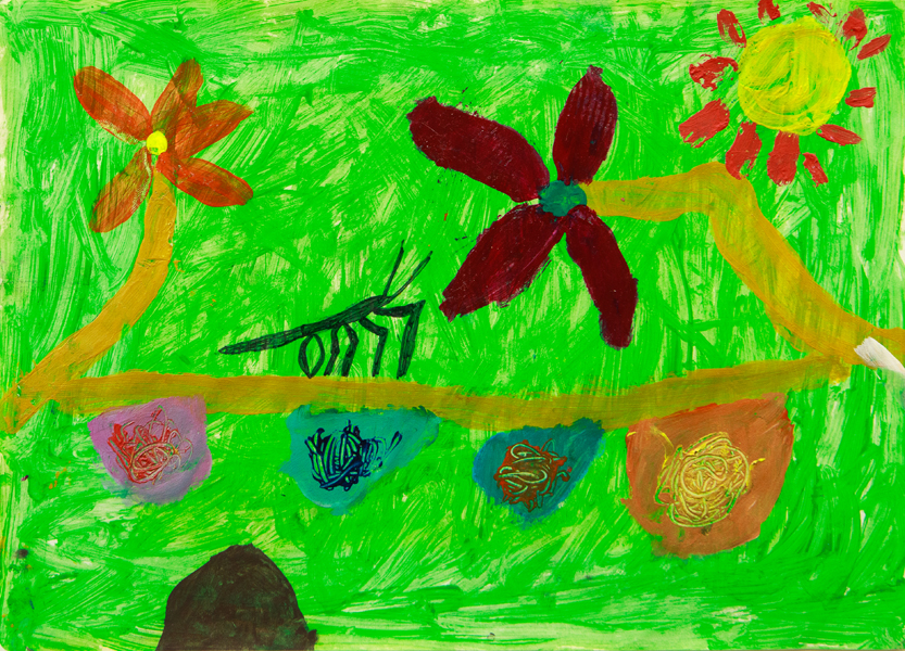19. Willa Street, 'Stick Insect', Yr 2, Kentucky Public School