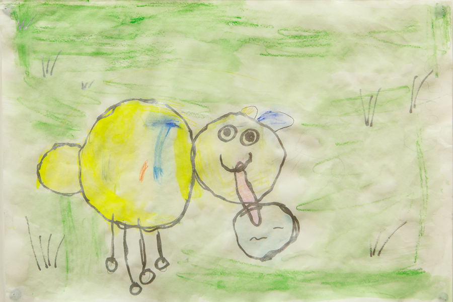 18. Chase Stevens, 'The Cat', K, Woolomin Public School