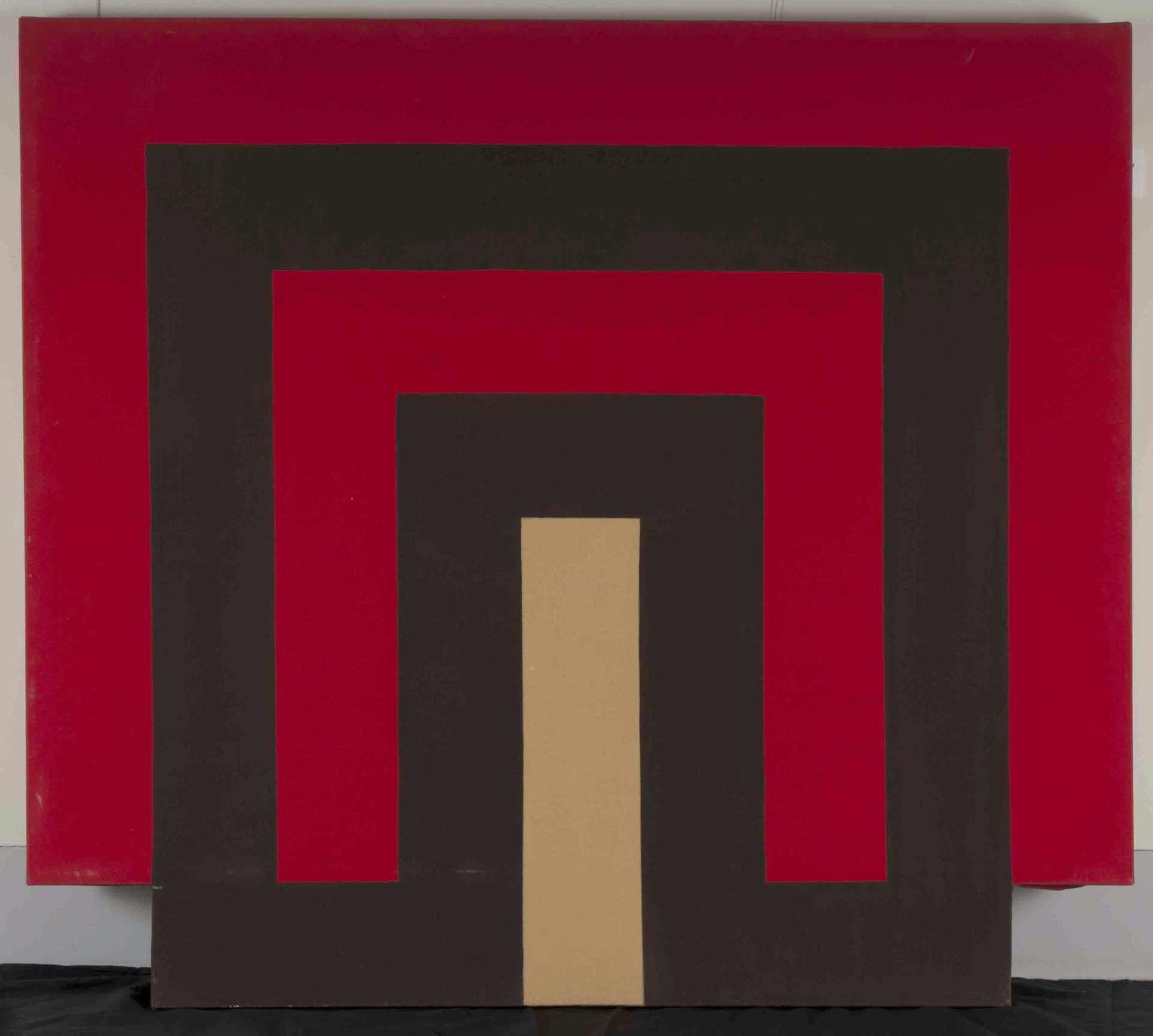 Michael Johnson, 'Untitled', 1967, synthetic polymer paint on canvas, Gift of Chandler Coventry Collection
